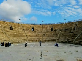 The 2000 year old Roman theater