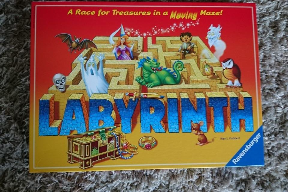 Labyrinth Family Game by Ravensburger