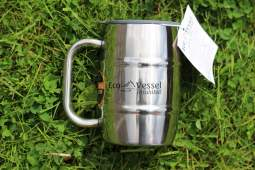 covessel double barrel mug
