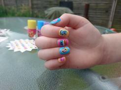 H&A fake nails
