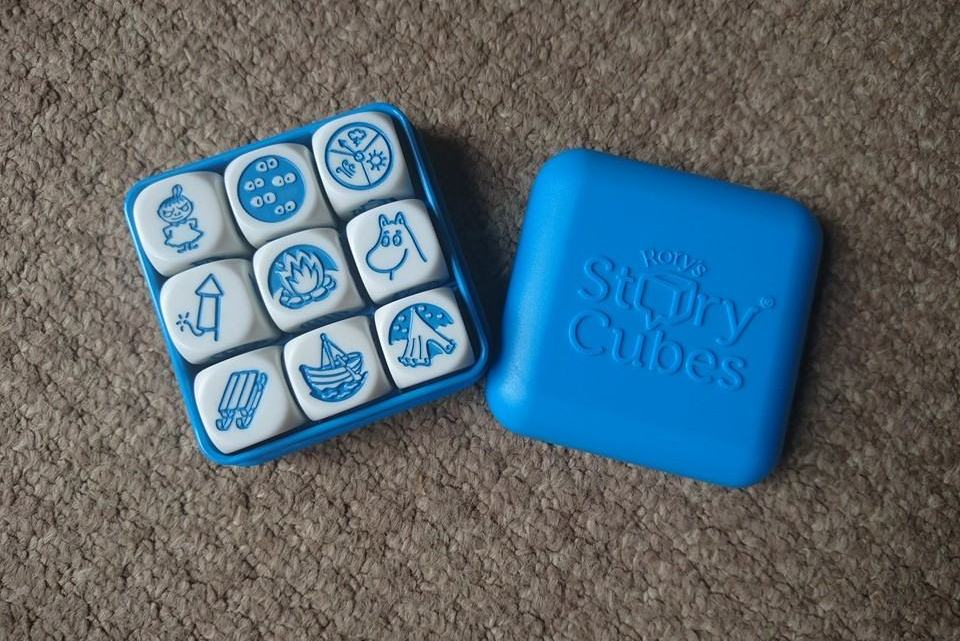 Rory's Story Cubes – Moomin