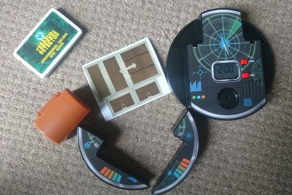 Play Fun Treasure Detector