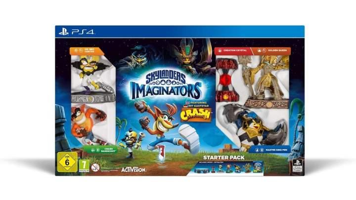 New Skylanders Imaginators
