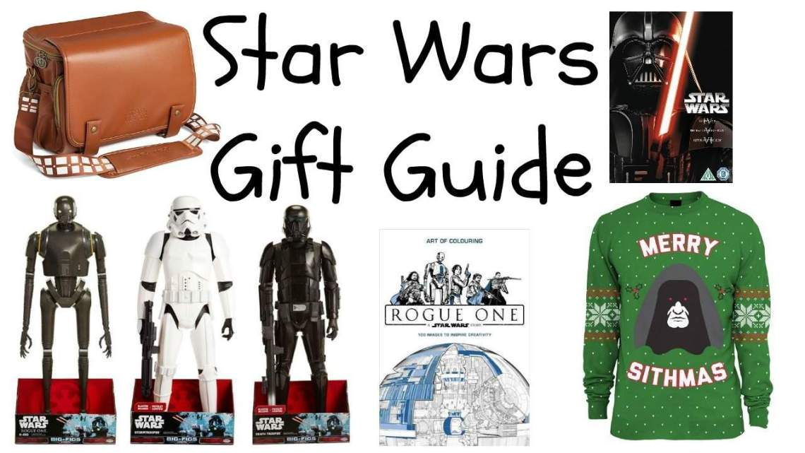 What Star Wars gifts should you buy for Christmas