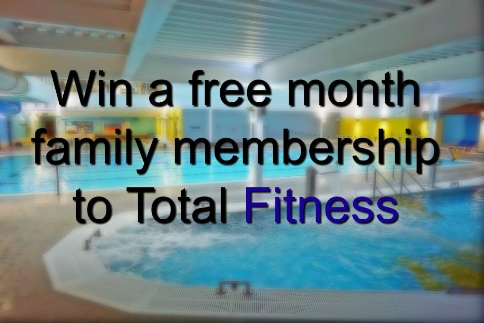Win a Total Fitness One Month Family Gym Membership