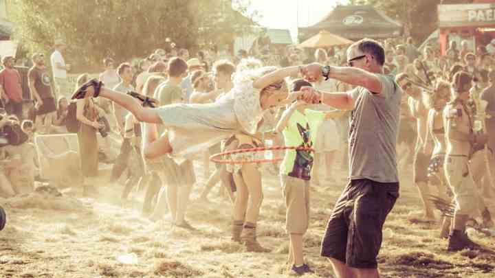 Win a family ticket to Nozstock Festival!
