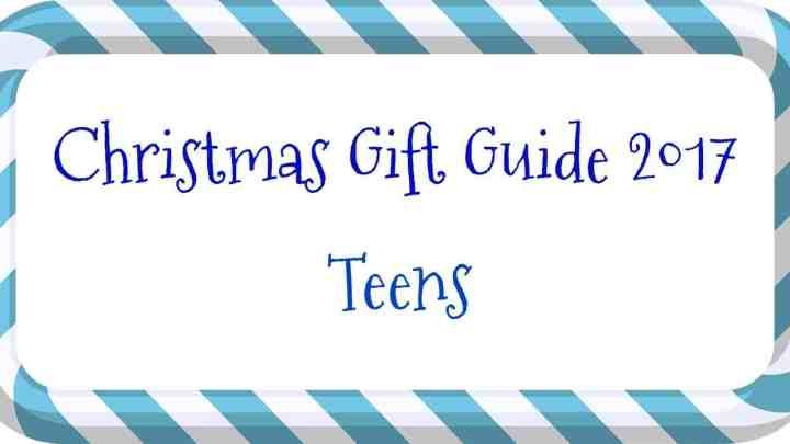 Christmas Gift Guides – Teens