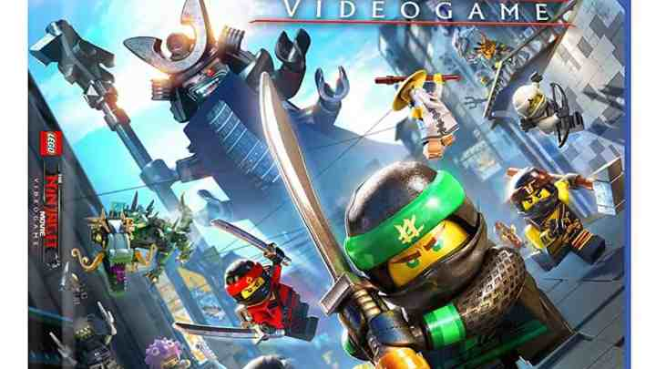 The LEGO Ninjago Video Game