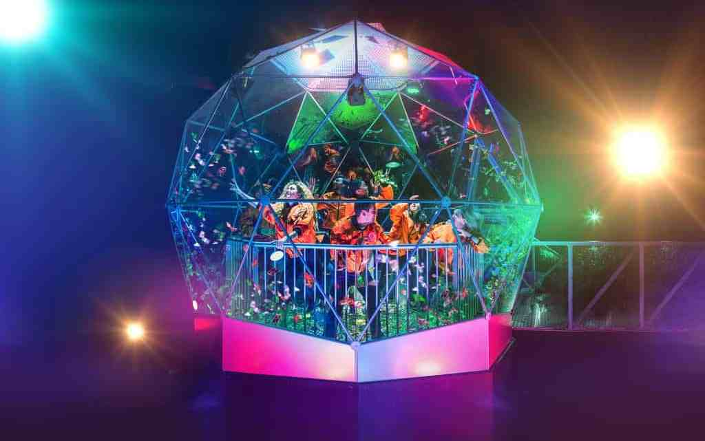 The Crystal Maze experience – 1st birthday