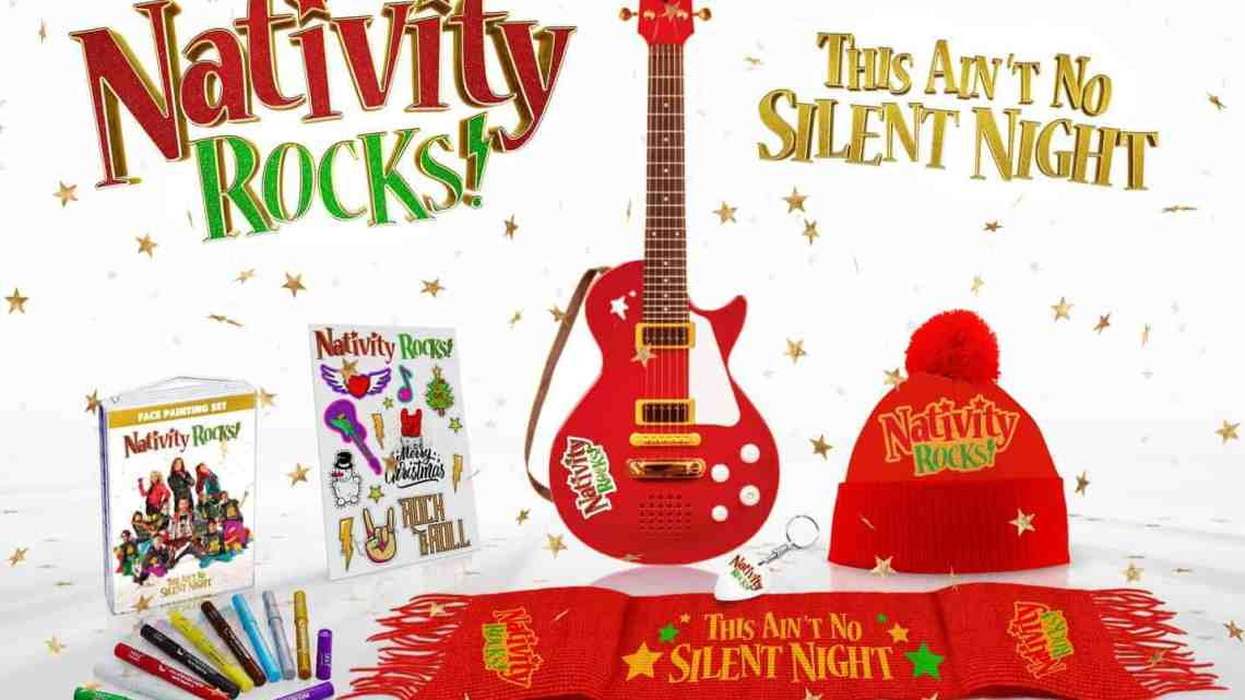 Nativity Rocks giveaway – In Cinemas 23rd November