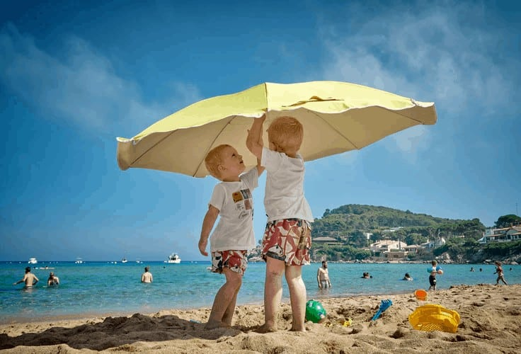 Guest post – Survival Tips for Parents Travelling With Kids