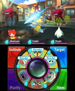 Yo-Kai Watch screenshot 2