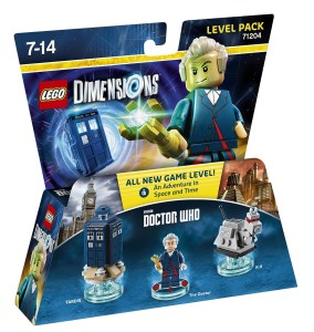Level Pack - Doctor Who