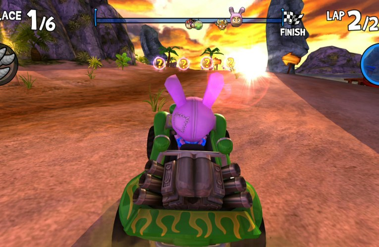 ICYMI – Beach Buggy Racing review