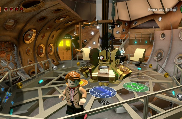 Lego Dimensions – Doctor Who Level Pack review