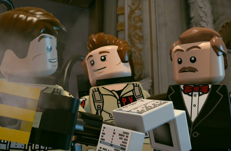 Lego Dimensions – Ghostbusters Level Pack review