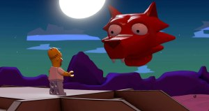 Lego Dimensions Simpsons Level Pack pic 13