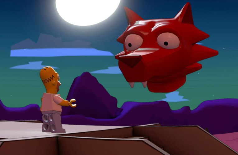 Lego Dimensions – The Simpsons Level Pack review