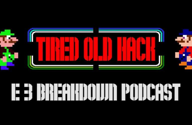 E3 2016 conference breakdown podcast