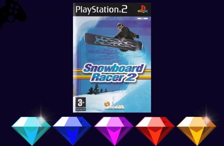 Gemhunter #4 – Snowboard Racer 2