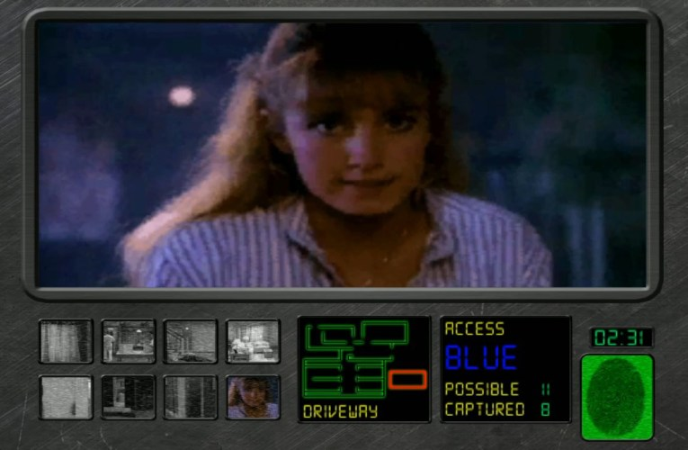 Exclusive – Night Trap mobile prototype footage
