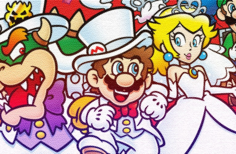 A load of potential plots for the upcoming Super Mario CGI movie