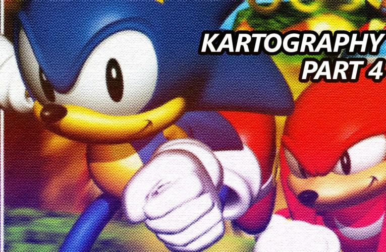 Kartography #4 – Sonic R