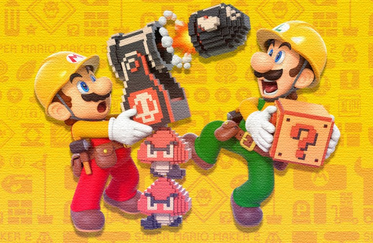 Super Mario Maker 2 (Switch) review for people who don't want to create anything