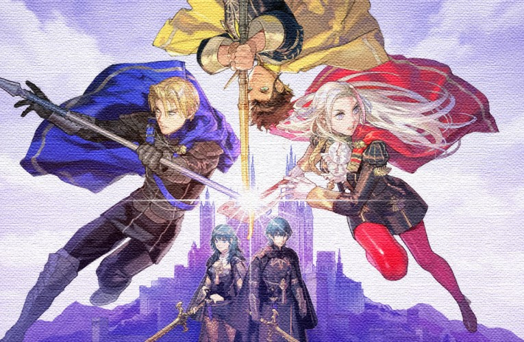 Fire Emblem: Three Houses 'review' in progress