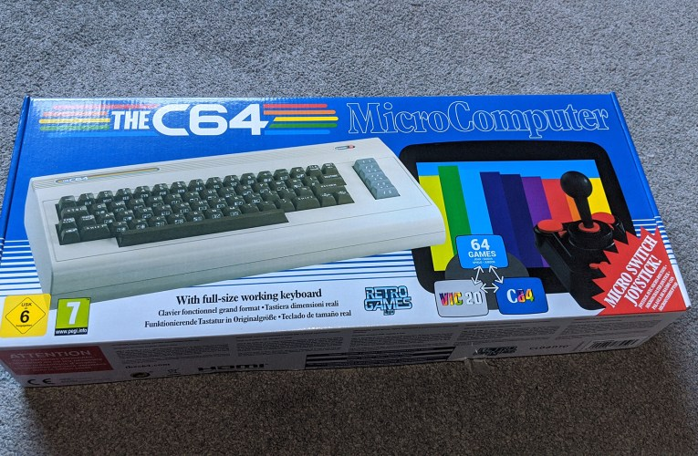 The C64 (full size) review