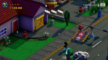 Lego Dimensions Midway Arcade level pack pic 6