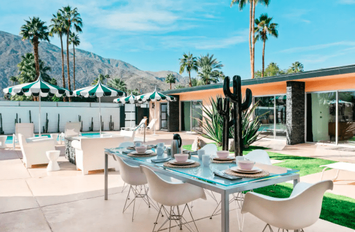 Palm Springs retreat for women physicians