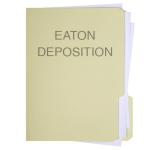Eaton Deposition