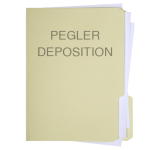 Pegler Deposition