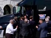 Trump MACK truck