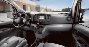 NV 200 Interior