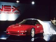 NSX Debut