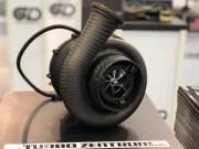 carbon fiber turbo