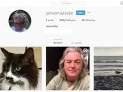 James May Instagram