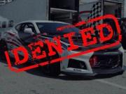 electric camaro denied