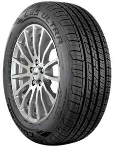 cooper cs5 ultra touring tire review