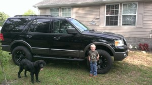 TellusDwyer's 2006 Ford Expedition XLT 4wd