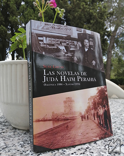 Novela sefardí Judá Haim Perahiá