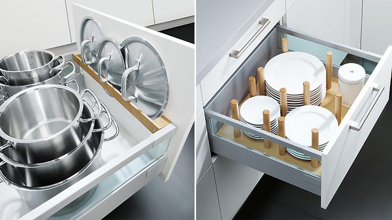 accessoires de tiroirs tiroir
