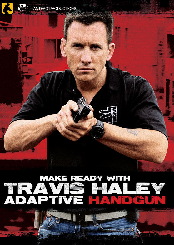 Make Ready with Travis Haley Adaptive Handgun