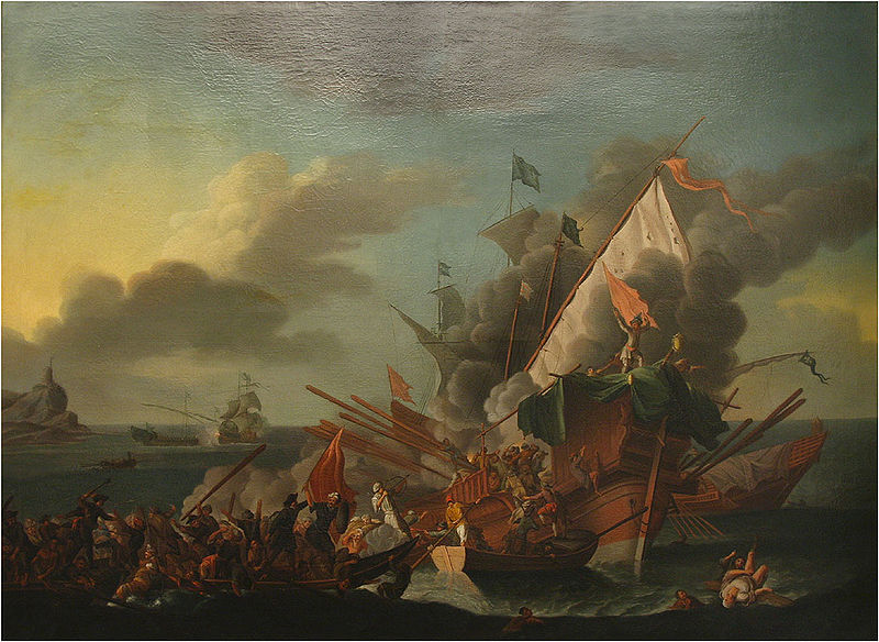 Batalla de Lepanto - 07OCT1571