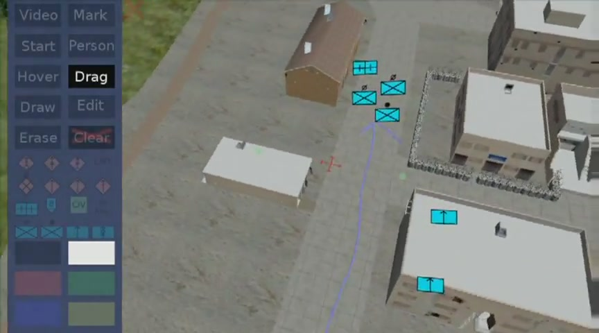 Boeing Integrated Immersive Training Environment (I2TE)