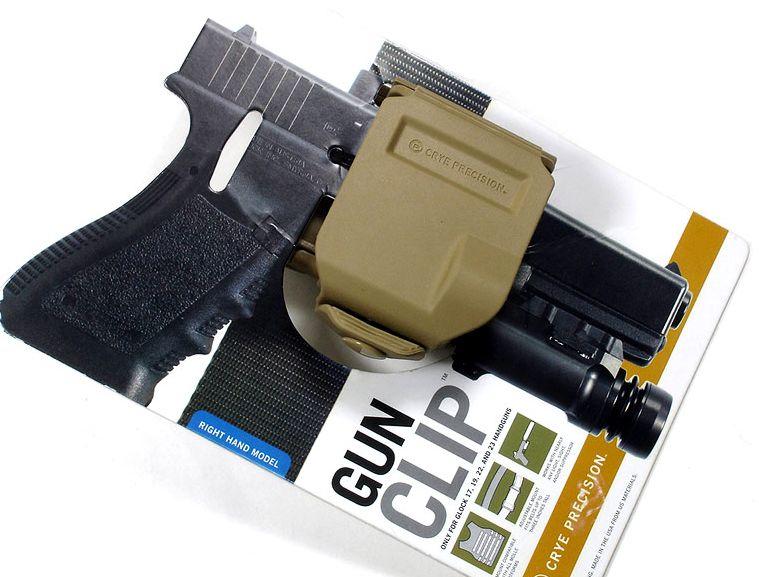 Crye Precision Gun Clip