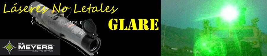 Láseres No Letales B.E. Meyers GLARE