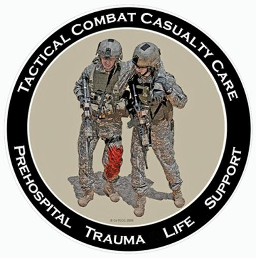 Tactical Combat Casualty Care (TCCC).